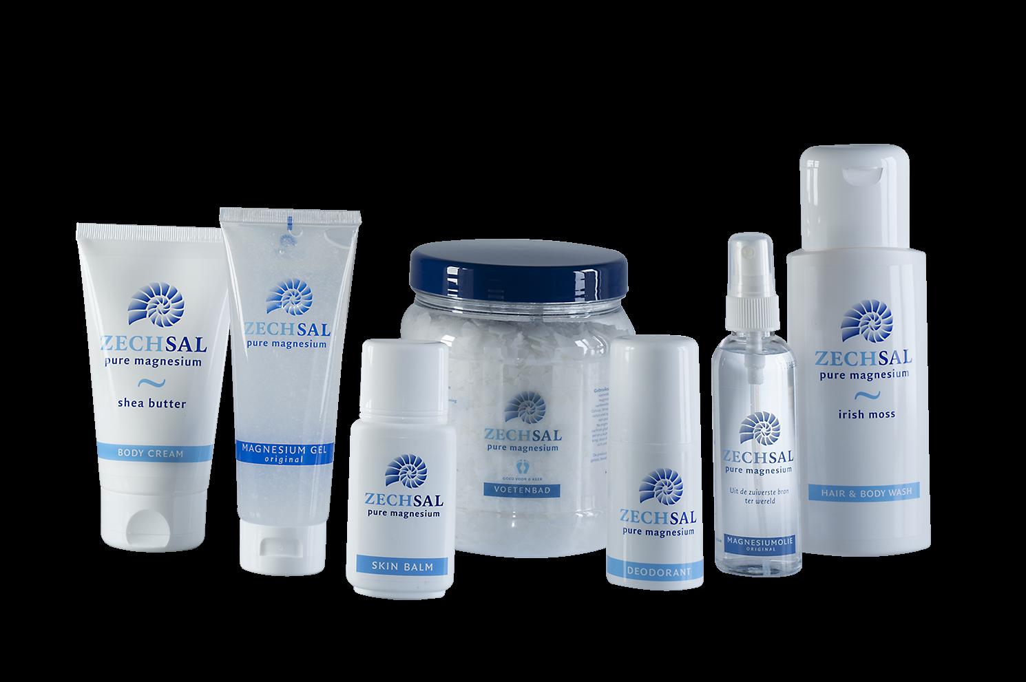 Startpakket (7 Zechsal producten)