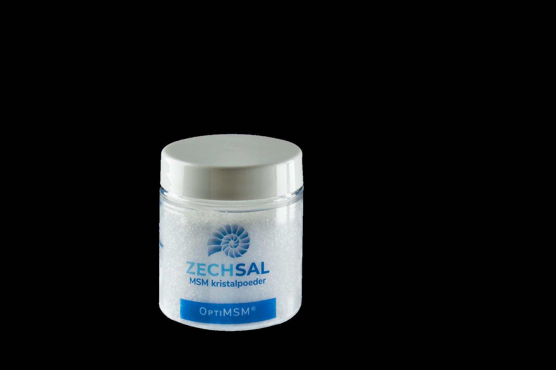 Zechsal OptiMSM® mini 50g. Bron van organisch zwavel.