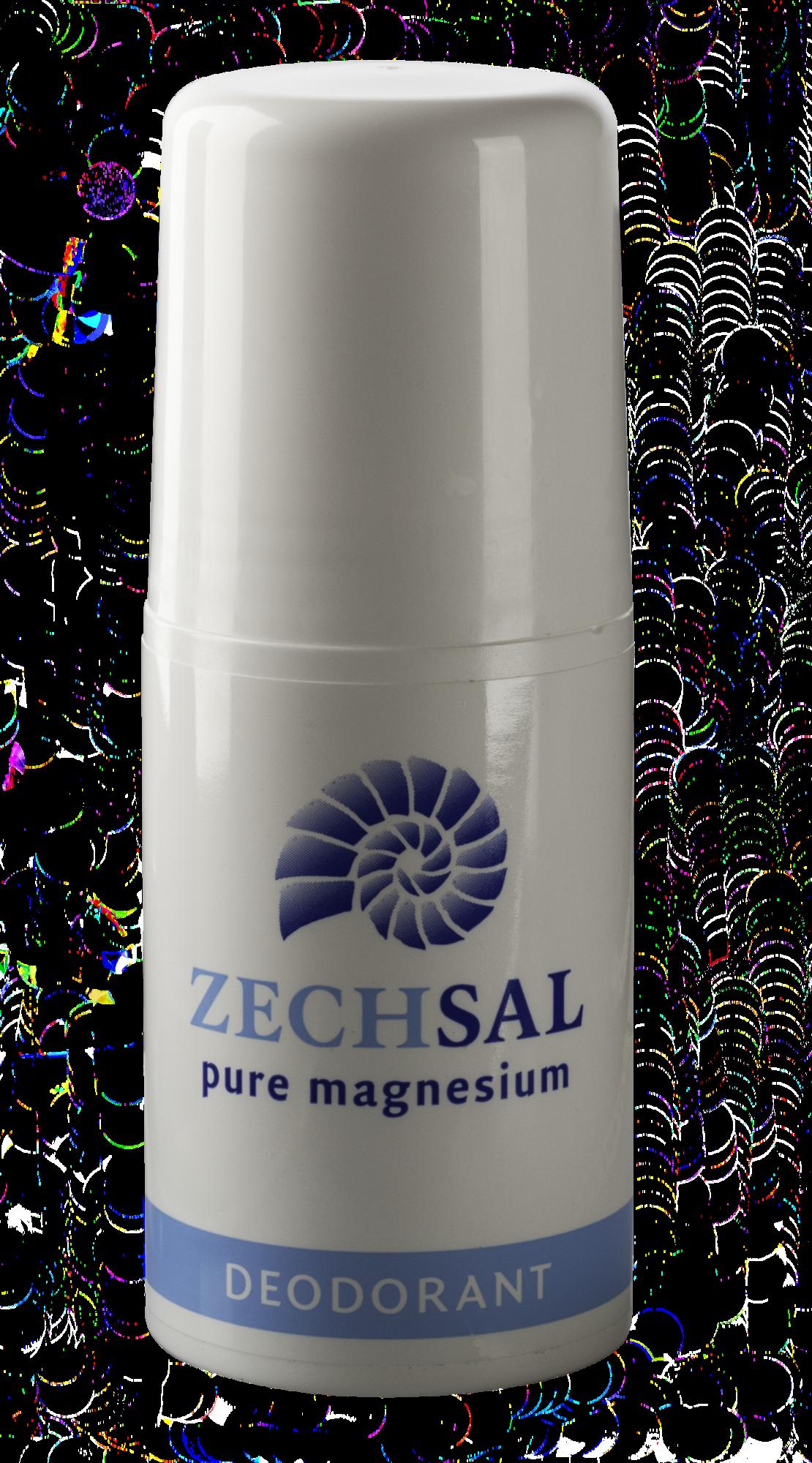Zechsal deodorant, 75 ml. Prebiotisch natuurlijk!