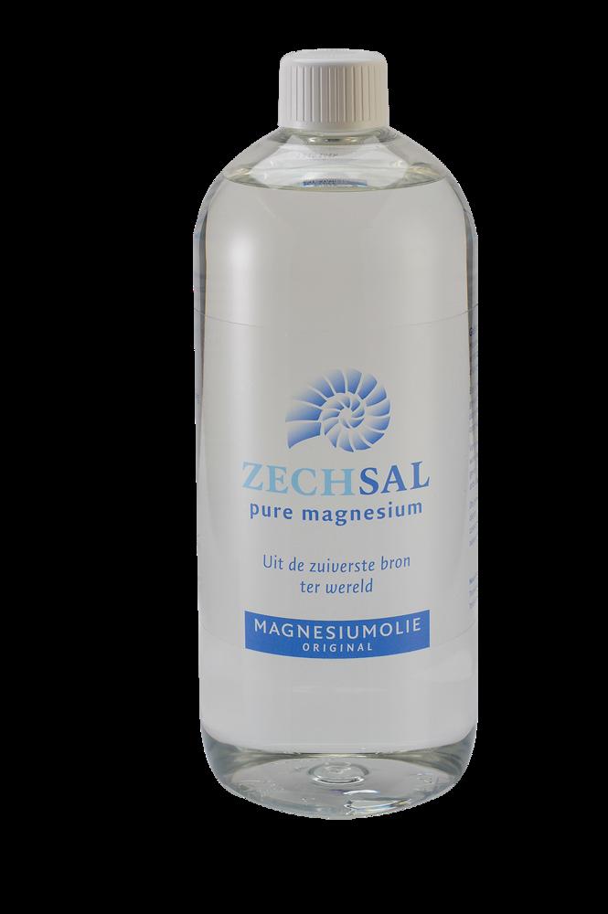 Zechsal magnesiumolie, 1 ltr.