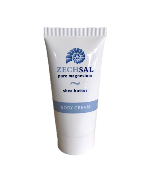 Zechsal body cream, 30 ml reisverpakking.