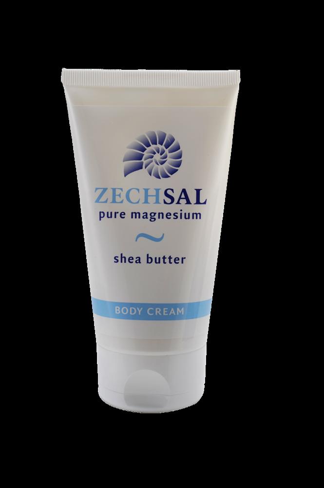 Zechsal bodycream, 150 ml. Verzorgt en geeft de huid rust.